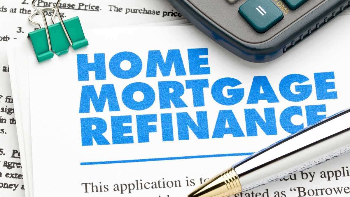 The Process of Refinancing Home Loans